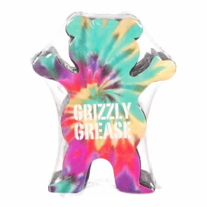 Grizzly Griptape Grizzly Griptape Grizzly Grease Skateboard Wax - Black