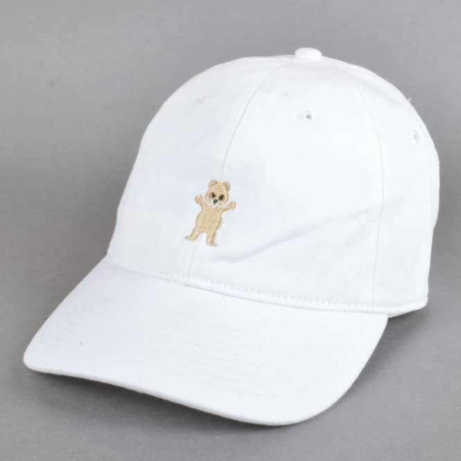 Grizzly Griptape Pudwill Pro Dad Cap - White