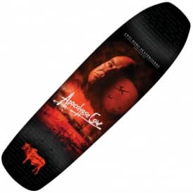 Grosso Apocalypse Cow Custom Shape Skateboard Deck 9.25