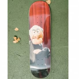 Grumps Statler Skateboard Deck 8.5