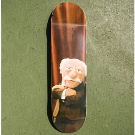 Grumps Waldorf Skateboard Deck 8.25
