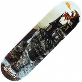 Gurney Cliff Skateboard Deck 8.75""
