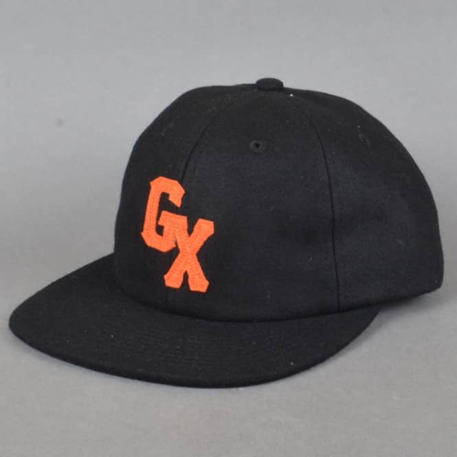 GX1000 GX Ball Strapback Cap - Black