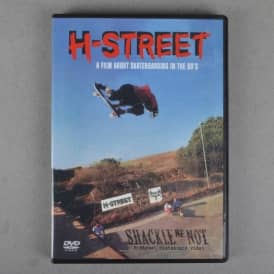 Shackle Me Not Skateboard DVD