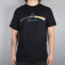 Habitat Skateboards x Pink Floyd Darkside Of The Moon T-Shirt - Black
