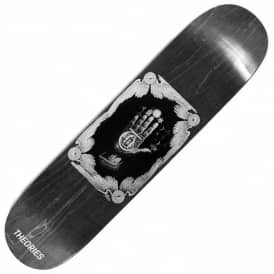 Hand Of Theories Skateboard Deck 8.25