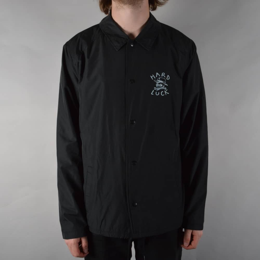 493aba1f2a55 OG Logo Coach Jacket - Black
