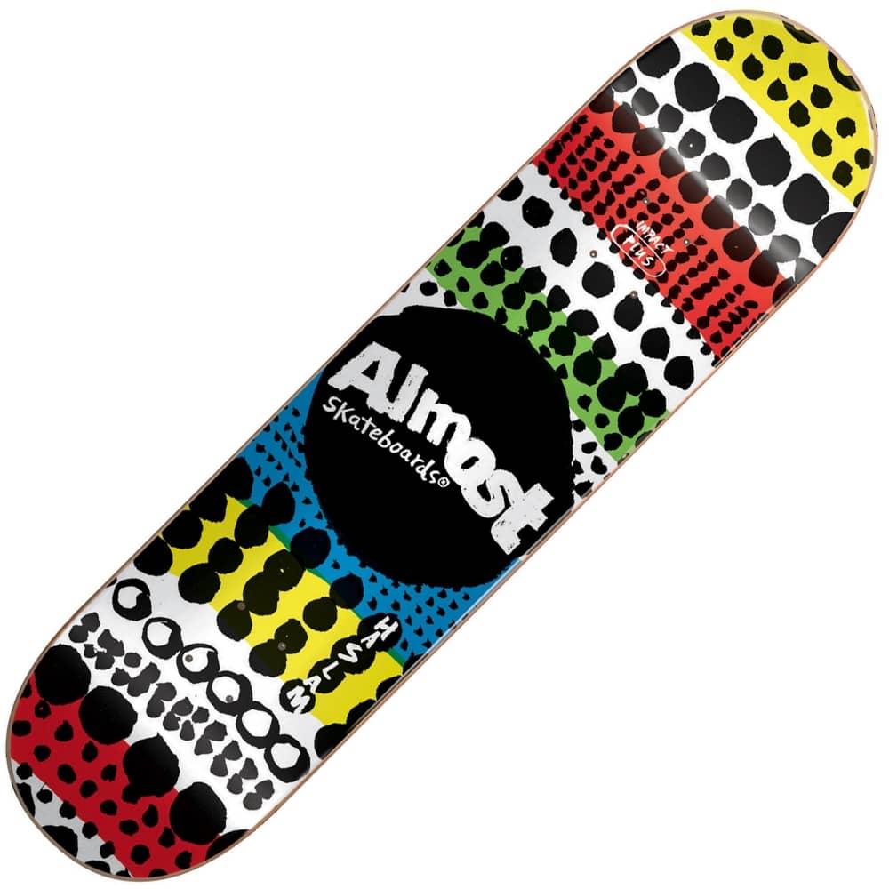 Almost Skateboards Haslam Primal Prints Impact Plus ...
