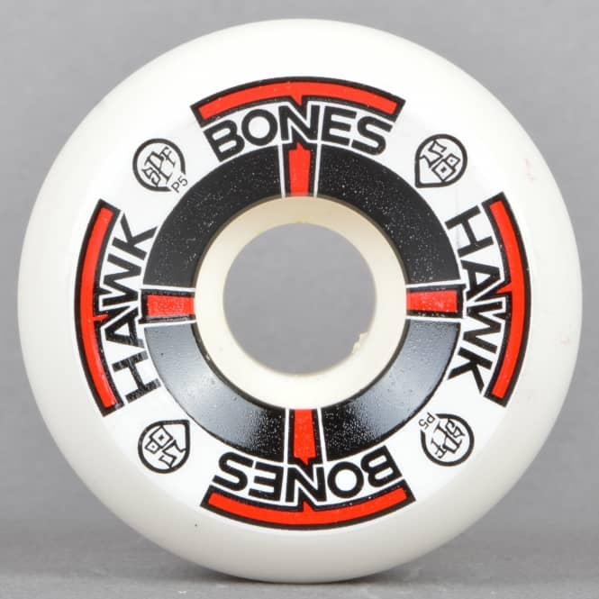 Bones Wheels Hawk T-Bones SPF P5 Skateboard Wheels 58mm