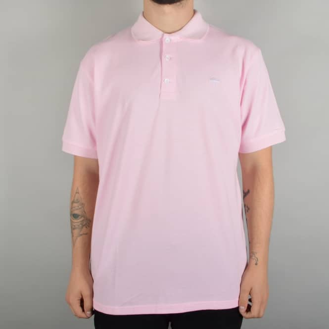 Helas Caps Classic Polo Shirt - Pink