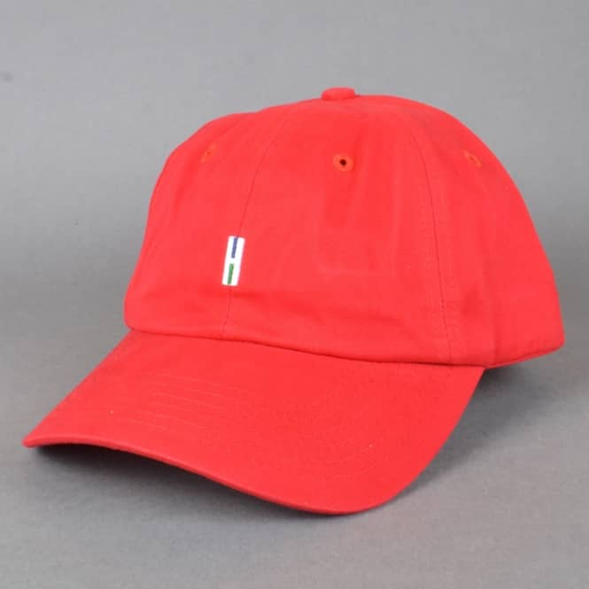 Helas Caps H Cap - Red