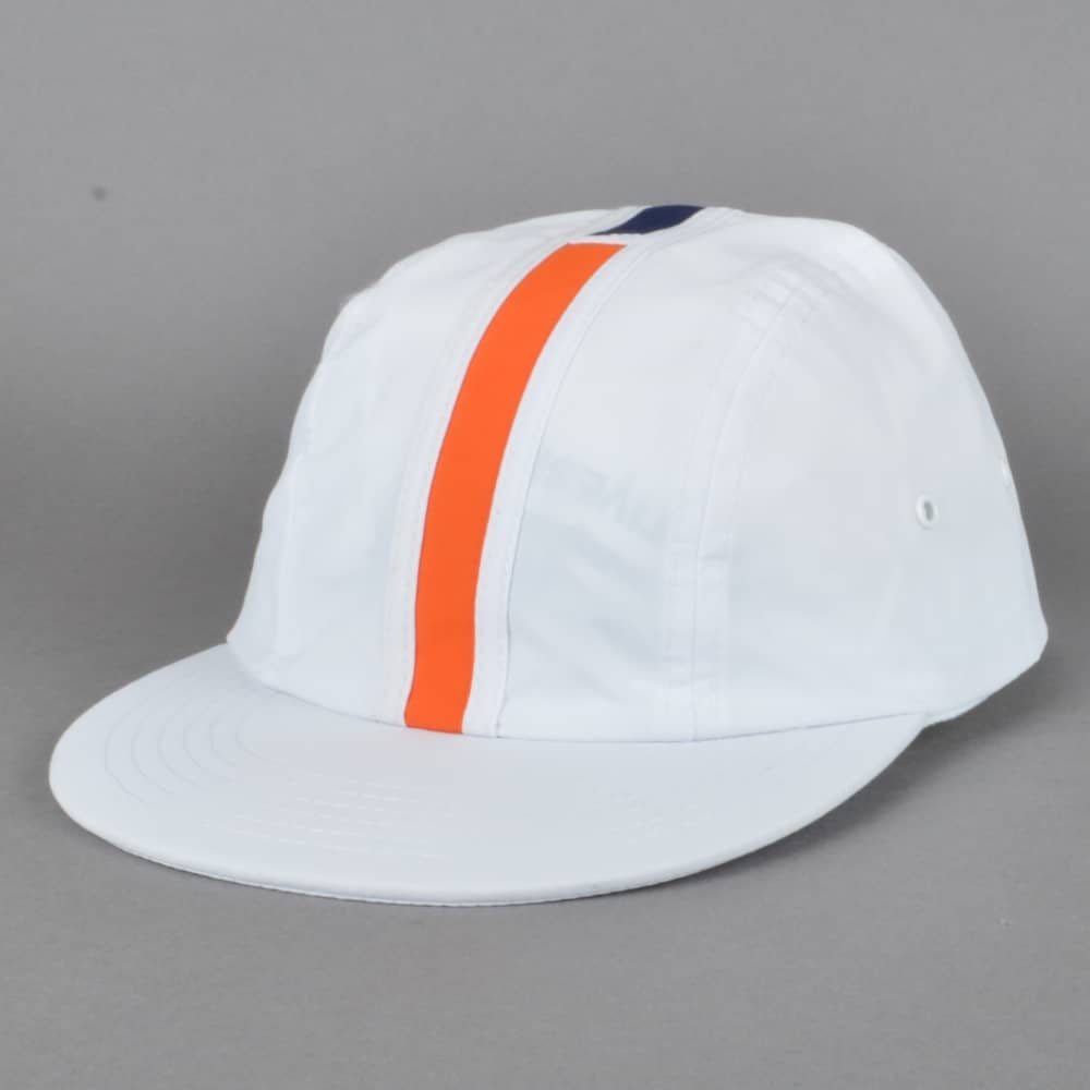 ce52debfd9b Helas Caps H Stripe Snapback Cap - White - SKATE CLOTHING from ...