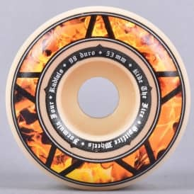 Hellfire Radials 99D Formula Four Skateboard Wheels 53mm