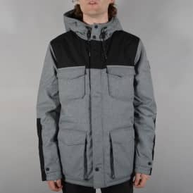 Hemlock Jacket - Grey Heather