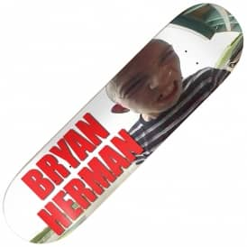 Herman Baker 3 Skateboard Deck 8.3875