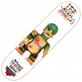 Heroin Skateboards Yankou Violence Toy Skateboard Deck 8.38""