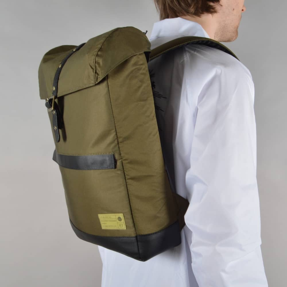 a0671f0eaee8 Agency Alliance Backpack - Satin Fatigue