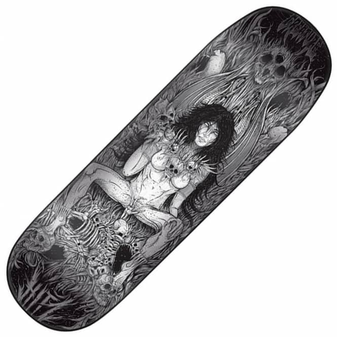 Creature Skateboards Hitz Shed Succubus LTD Skateboard Deck 8.75