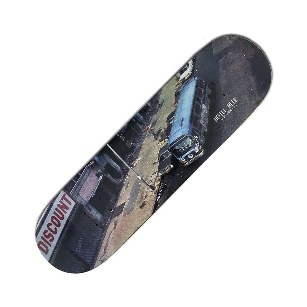 073c69d495 Hotel Blue Skateboards Discount Skateboard Deck 8.2