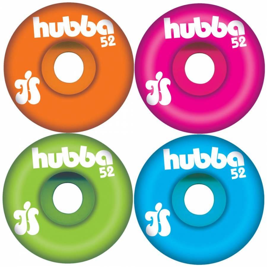 Hubba skateboard wheels