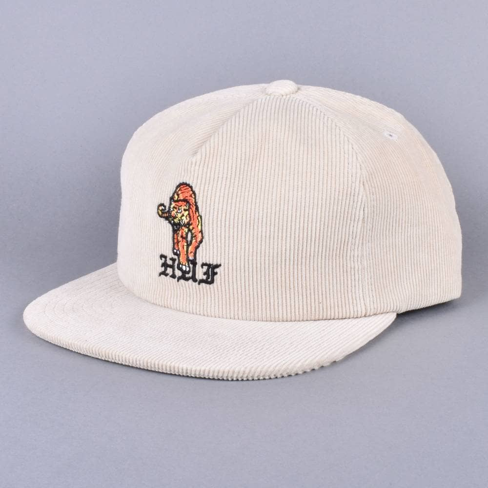 b4481aa86 Case Closed Corduroy Strapback Cap - Birch