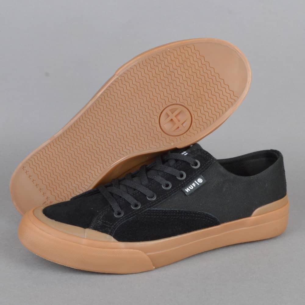 HUF Mens Classic Lo Ess Skate Shoe
