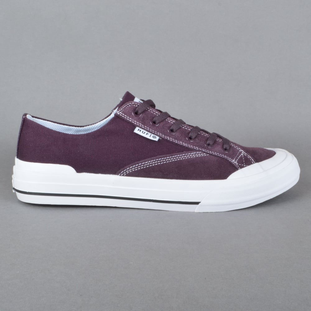Classic Lo ESS Skate Shoes - Wine