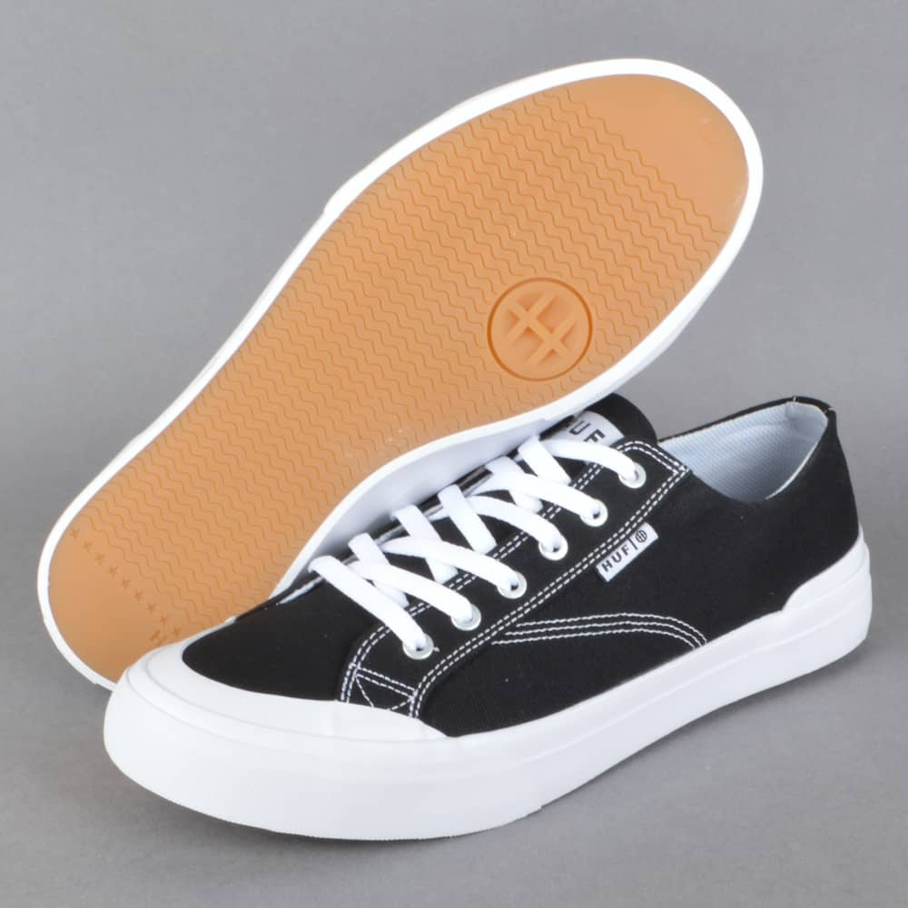 Classic Lo ESS TX Skate Shoes - Black