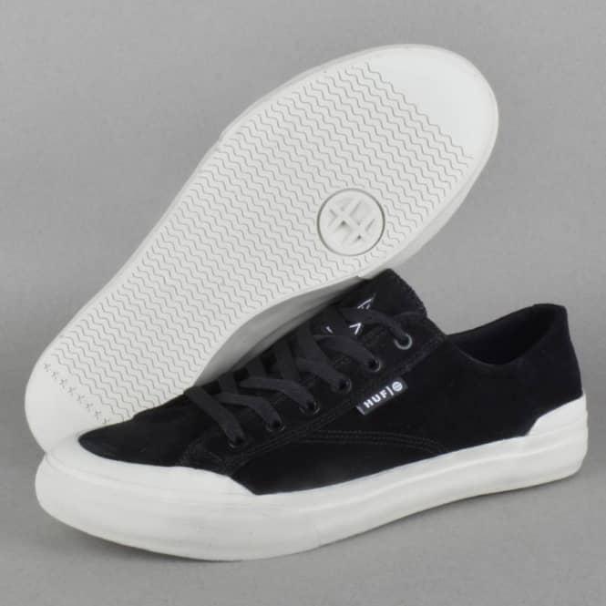 Classic Lo Skate Shoes - Black/Bone