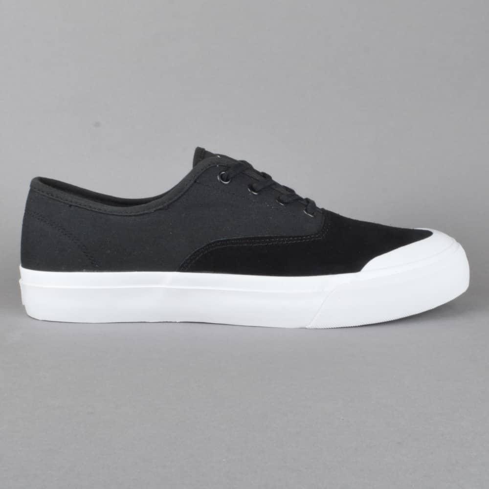 Cromer Skate Shoes - Black/White