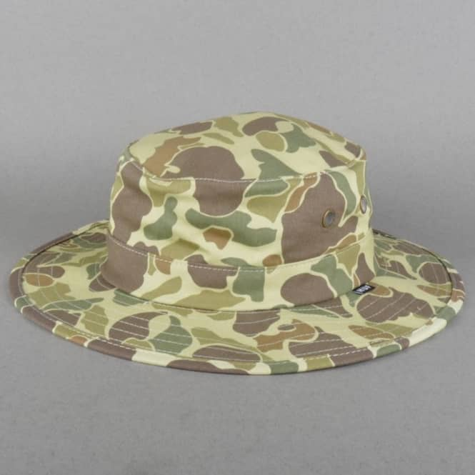 HUF Duck Camo Jungle Hat - Duck Camo - SKATE CLOTHING from Native ... 70cbce4cfc9