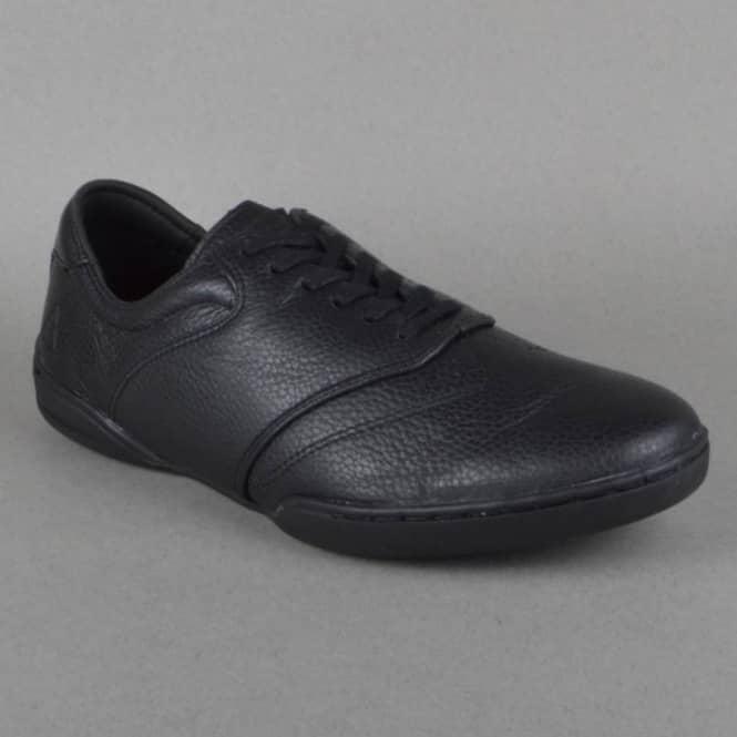 816f5f4252 HUF Dylan Skate Shoes - Black Black - SKATE SHOES from Native Skate ...