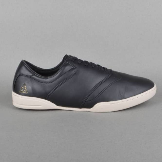 HUF Dylan Skate Shoes - Black/Cream