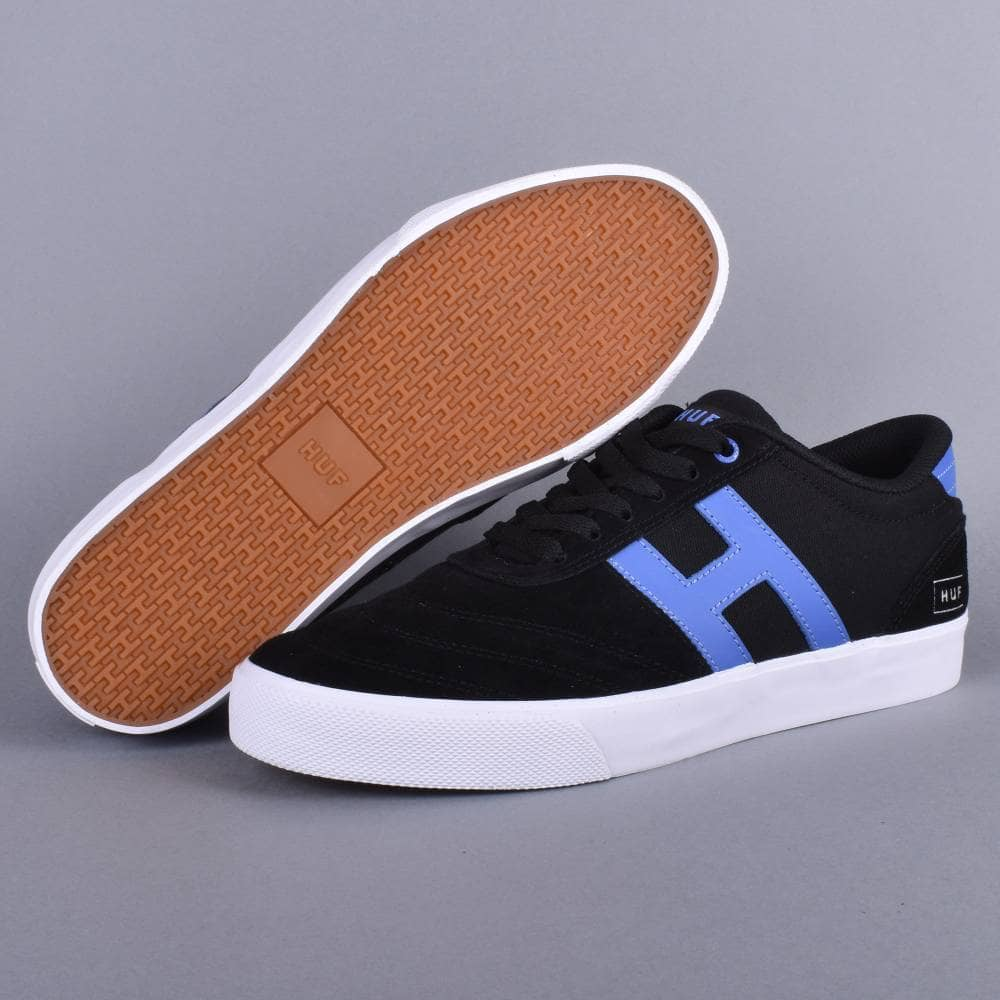 Huf Skateboard Shoes Galaxy Black//Blue