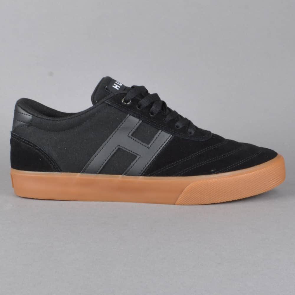 Skate shoes jakarta - Galaxy Skate Shoes Black Gum