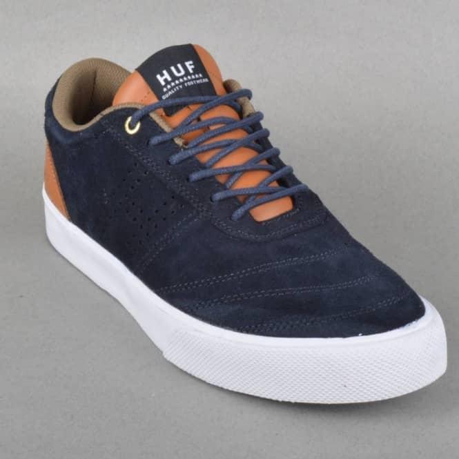 Galaxy Skate Shoes - Blue Graphite/Cashew