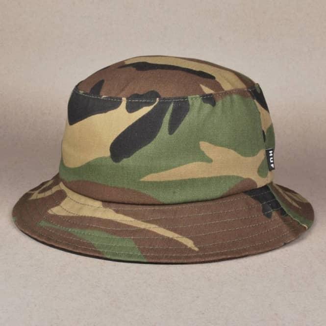 bc261fc0f7b69d HUF Huf Classic Bucket Hat - Woodland Camo - Bucket Hats from Native ...