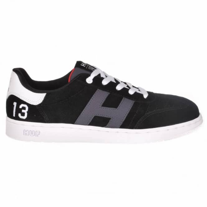 94f0a5a84fc HUF Huf X Thrasher Arena Skate Shoe - Black - Mens Skate Shoes from ...