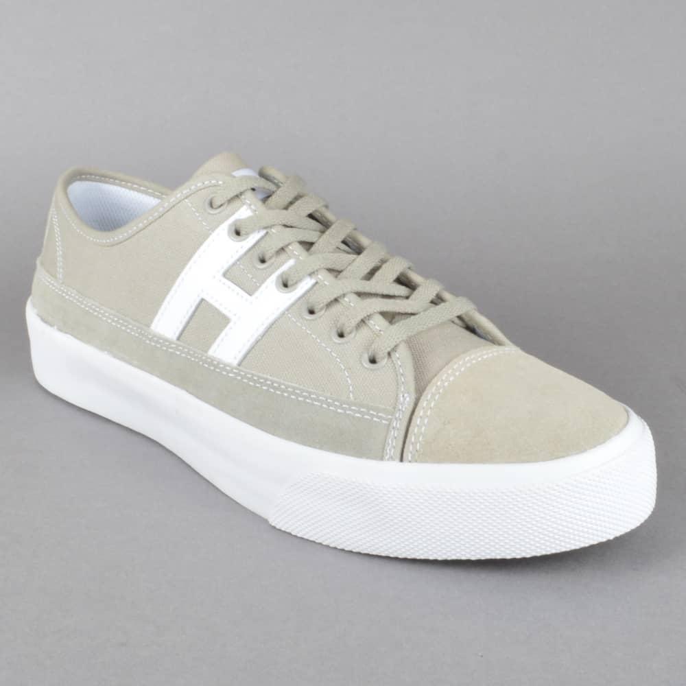 Hupper 2 Lo Skate Shoes Aluminium
