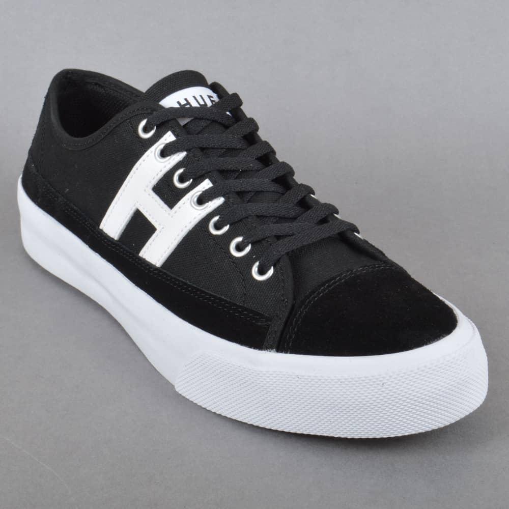 HUF HUPPER 2 LO - Chaussures de skate noir GnZPsHmd