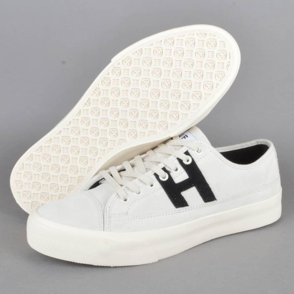HUF Hupper 2 Lo Skate Shoes - Cream