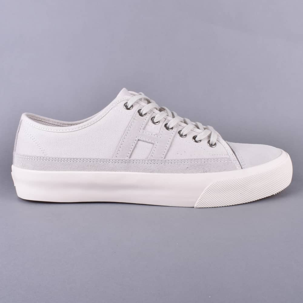 d1bf0645c9f HUF Hupper 2 Lo Skate Shoes - Natural White - SKATE SHOES from ...