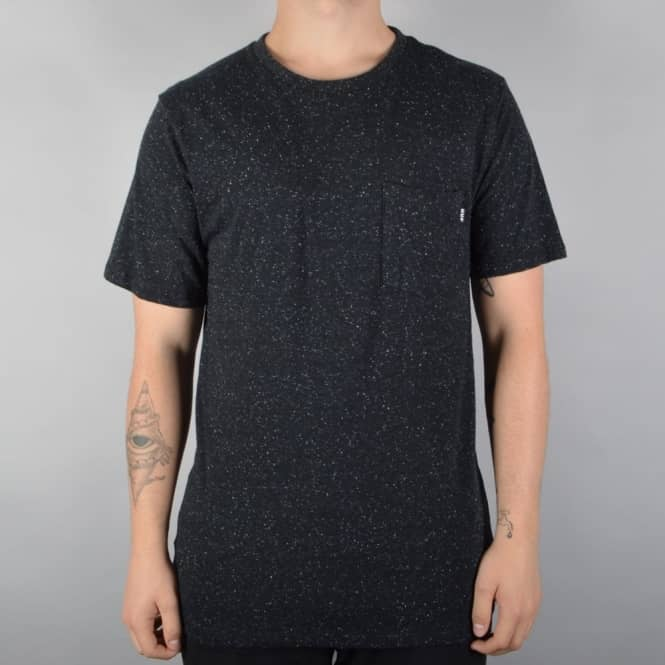 HUF Nepp Pocket T-Shirt - Black