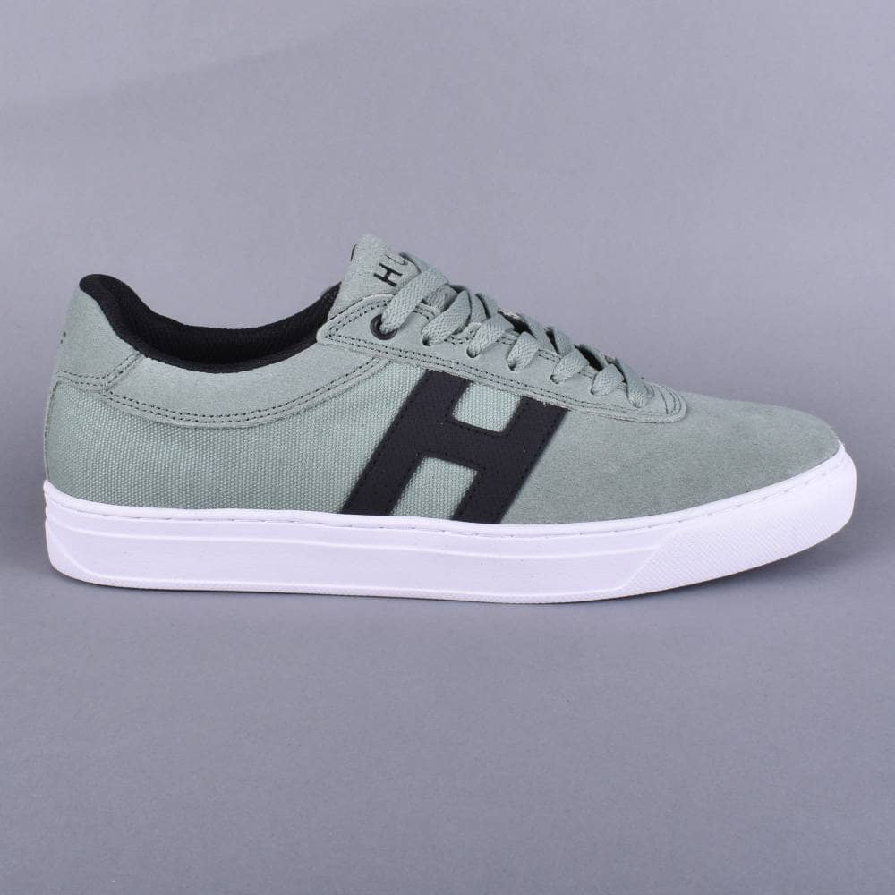 ca1295a0ff523e HUF Soto Skate Shoes - Lily Pad Green - SKATE SHOES from Native ...