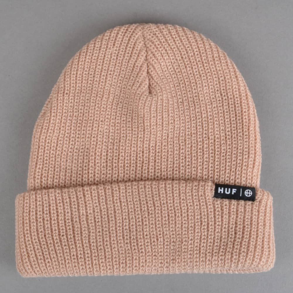 9e85d6797ba HUF Usual Beanie - Dusty Pink - SKATE CLOTHING from Native Skate ...