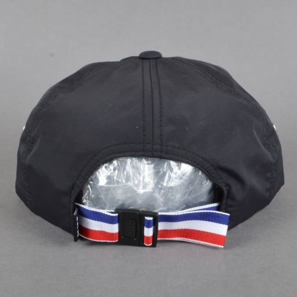 HUF x Thrasher TDS 6 Panel Strapback Cap - Black - SKATE CLOTHING ... 8e49c30db791