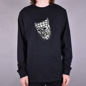 Illusions Longsleeve T-Shirt - Black