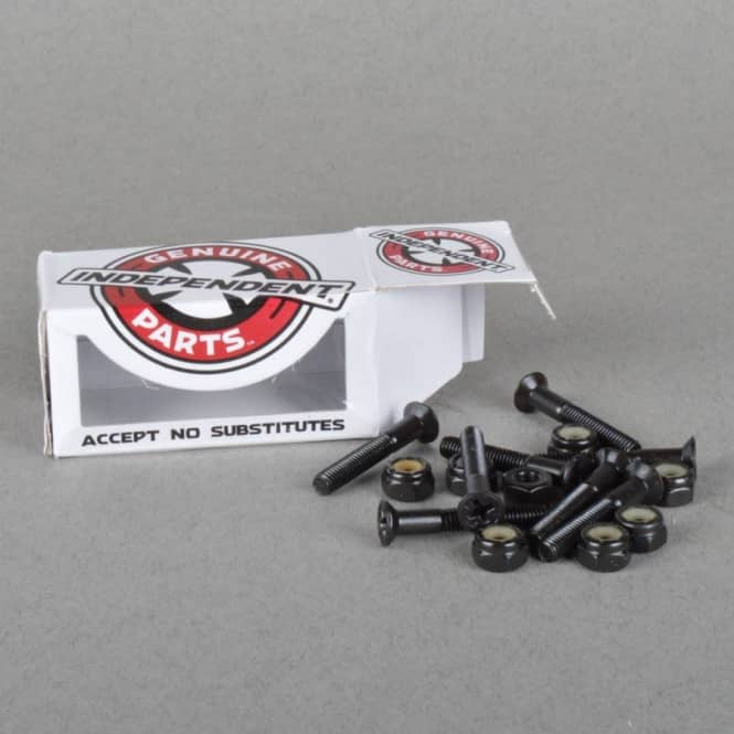 Independent Trucks Independent Phillips Skateboard Truck Bolts 1 1/4