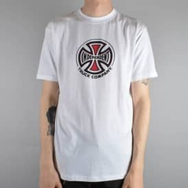 Independent Trucks Truck Co. Skate T-Shirt - White
