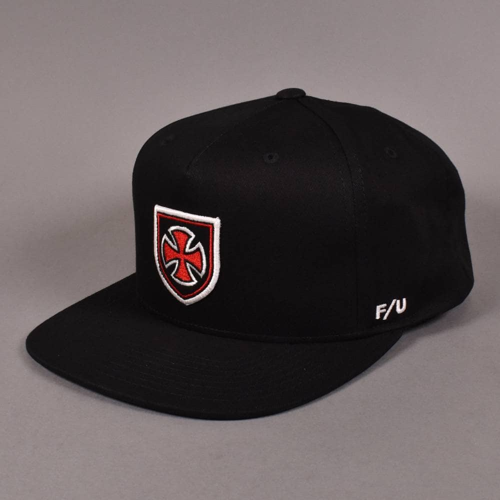 8d4c93a8ae5 Independent Trucks X Independent Hedge Snapback Cap - Black - SKATE ...